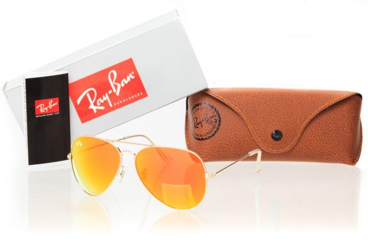 Ray Ban Original 3026D-orange